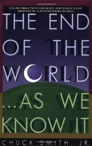 chuck smith jr. - end of the world book photo