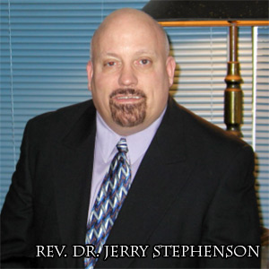 rev. jerry stephenson photo